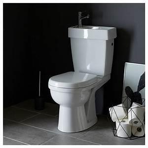Reservoir Wc Lave Main : pack wc 2 en 1 ensemble toilettes pas cher sur planete bain ~ Melissatoandfro.com Idées de Décoration