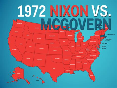 Every Presidential Electoral Maps Since 1860 Business
