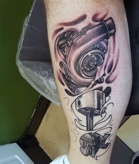 famous turbo tattoos ideas golfiancom