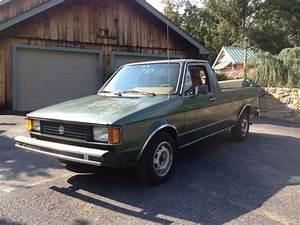 Vw Caddy Diesel : find used 1981 vw rabbit diesel caddy pickup patina ~ Kayakingforconservation.com Haus und Dekorationen