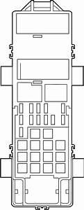 Toyota Rav4 Fuse And Relay Center  Block  Engine Room