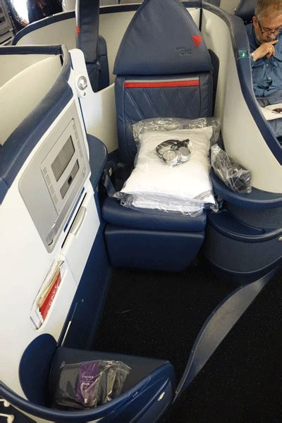 Flight Review Delta (777200) Business, From Nyc To Paris