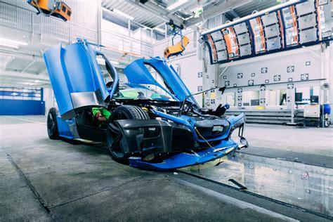 Rimac Ctwo Crash Test Program Rimac Automobili