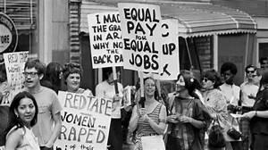 1960s, Feminist, Protest