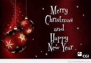 Animated Merry Christmas And Happy New Year 2017 Pics ...