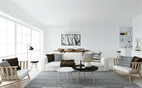 Minimalistische Einrichtung Des Kinderzimmersminimalist Modern Style White Yellow Bedroom Ideas 2 by Skandinavisch Wohnen 50 Schicke Ideen Innendesign M 246 Bel