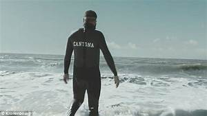 Watch Manchester United Icon Eric Cantona 39swim39 The