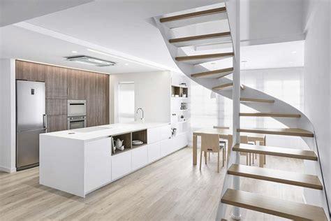 aurea arquitectos studio krion kitchen solid surface