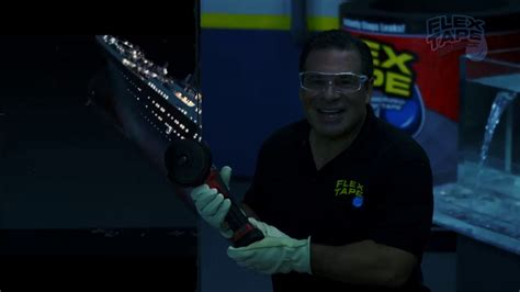 Flex Tape Boat In Half by Flex Tape Sawed This Boat In Half Youtube