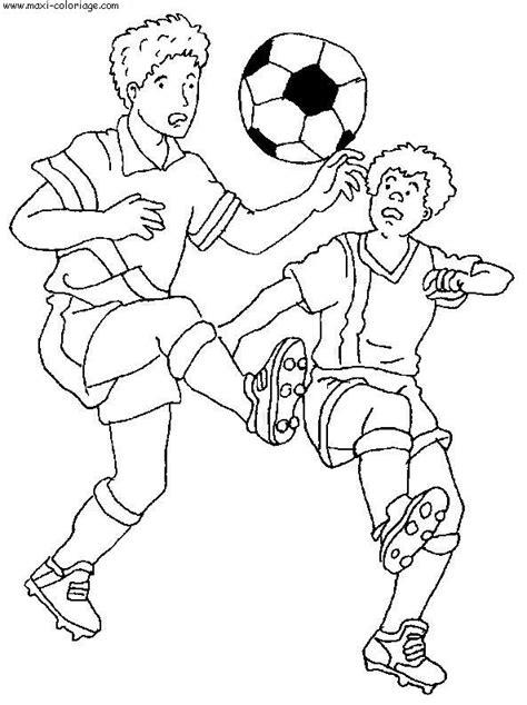 coloriages  imprimer football numero