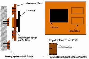 Tv Wand Selber Bauen Rigips : eine tv wand selber bauen diy abc ~ One.caynefoto.club Haus und Dekorationen