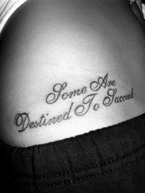 Life Quotes Tattoos For Men