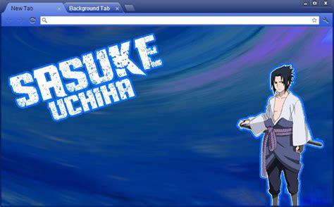Naruto Shipudden Chrome Theme