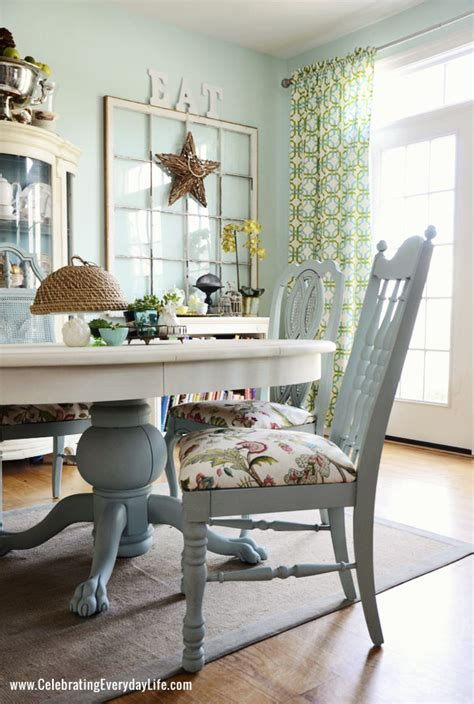 hometalk dining room table  chairs makeover