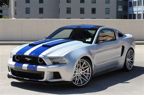 Video Need For Speed Movie Mustang And Contest Details
