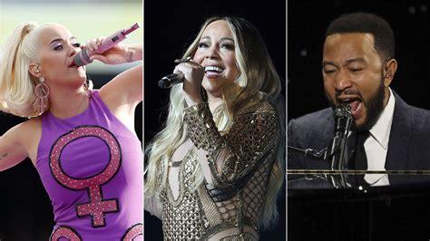 Katy Perry, John Legend, Mariah Carey join 'Good Morning ...