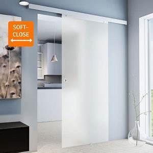 Schiebetür Glas Bauhaus : t r schiebet r glas satiniert 775x2035 zimmert r ~ Watch28wear.com Haus und Dekorationen