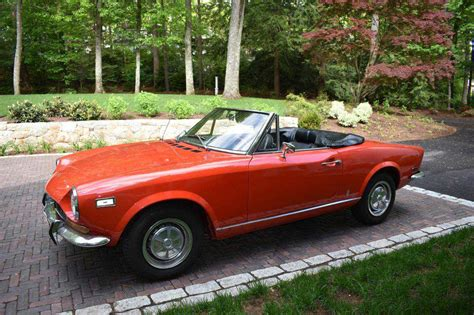 Fiat Of San Francisco by 1972 Fiat 124 Spider For Sale In San Francisco Ca