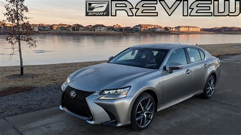 lexus gs   sport awd review  dying breath