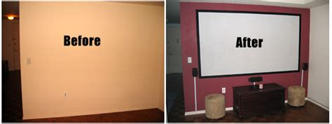 diy projector screens part i paint your own projection