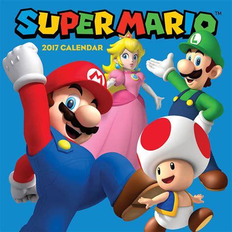 A Look At The Upcoming Super Mario Brothers 2017 Wall