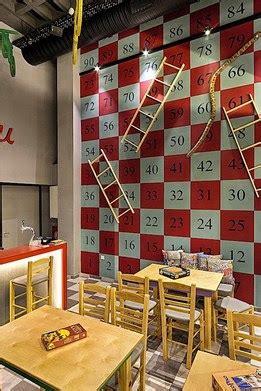 desain warna dinding cafe  unik menarik  keren