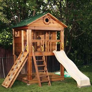 75 Dazzling DIY Playhouse Plans [Free] - MyMyDIY