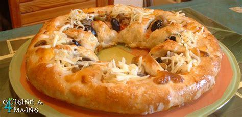 cuisine 4 mains pâte à pizza express cuisine à 4 mains