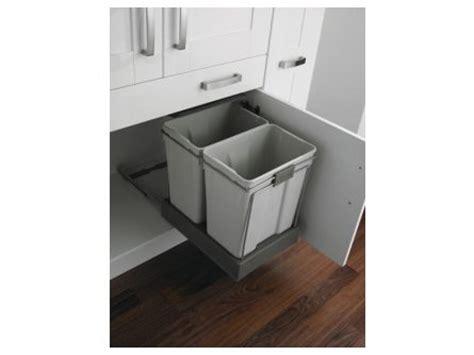 kitchen bin sink sink waste bin 16 litres lark larks 5122
