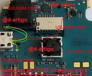 Samsung C3322 Charging Problem Solution Jumper Ways