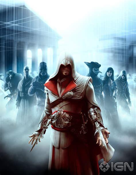 Titdilapa Assassins Creed Brotherhood Wallpapers