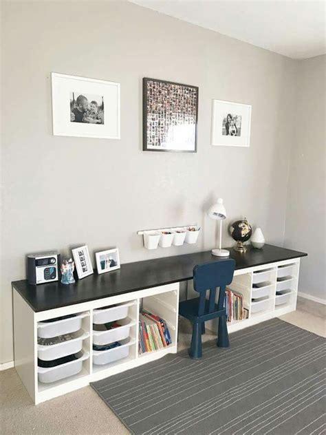 Activity Station Desk by Ikea Desk Hack For Children S Desk Ikea In 2019