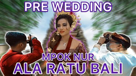 Maybe you would like to learn more about one of these? AUREL FOTO SENDIRIAN, PRE WEDDING ALA BALI - YouTube