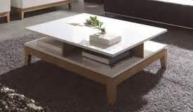 Table Basse Scandinave Blanche : table de salon design plateau pivotant modulable ivanka gdegdesign ~ Teatrodelosmanantiales.com Idées de Décoration