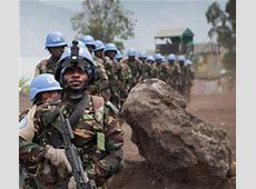 UN mission sets up security zone in eastern DR Congo