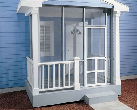 Screen Porch Material how to build a screened in porch diy black decker