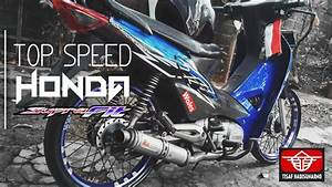 Honda Supra Fit New - Top Speed