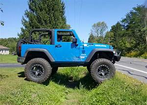 Improving Your Jeep Wrangler U2019s Suspension Components