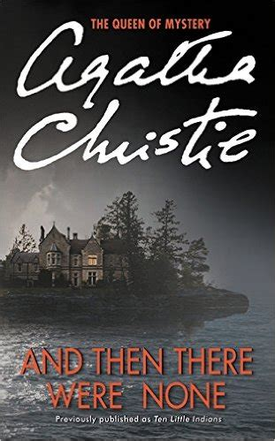 Book Review And Then There Were None By Agatha Christie