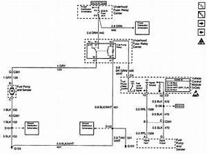 Diagram For 2000 Gmc Savanna Van Fuel Pump Relay Ground