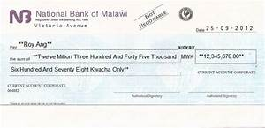 National Bank Of Canada Cheque Numbers