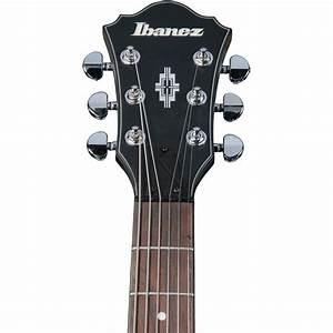 Disc Ibanez Am73b Electric Guitar  Tobacco Flat At