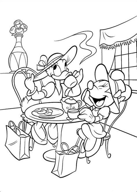 Minnie Mouse Kleurplaten Printen by Kleurplaten Minnie Mouse 22 Kleurplaat Kleurplaten