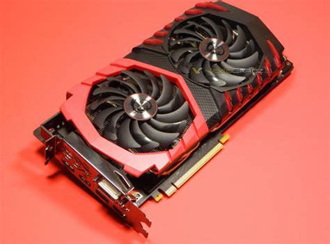 Msi Geforce Gtx 1080 Gaming X Plus Review