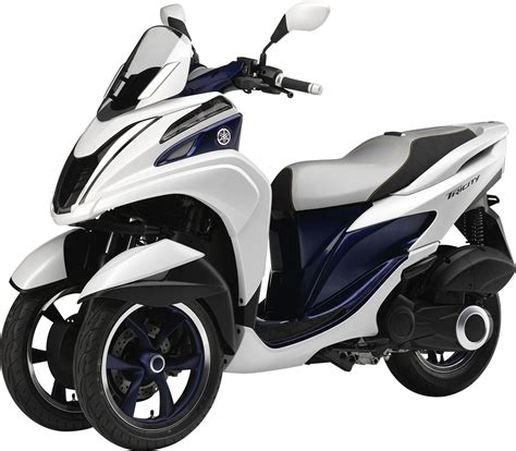 yamaha tricity le scooter 224 3 roues compact - Scooter 3 Roues 125