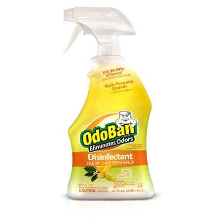 odoban ready    oz disinfectant fabric  air