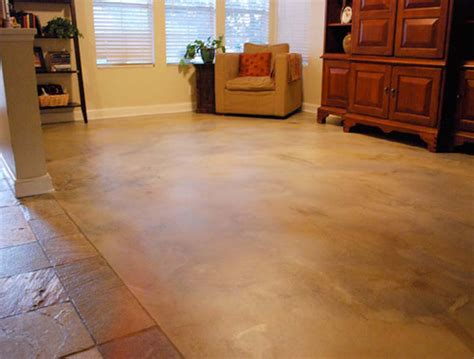 Concrete Floor Leveler Quikrete by Concrete Overlay Self Levelers Decorative Concrete