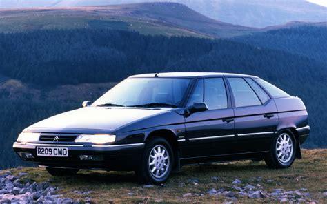citroen xm 1992 profile front seat driver