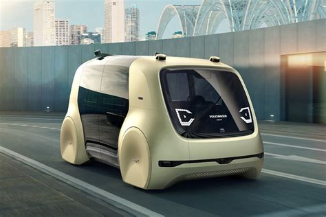 Volkswagen Unveils 'sedric' Driverless Car Concept Curbed