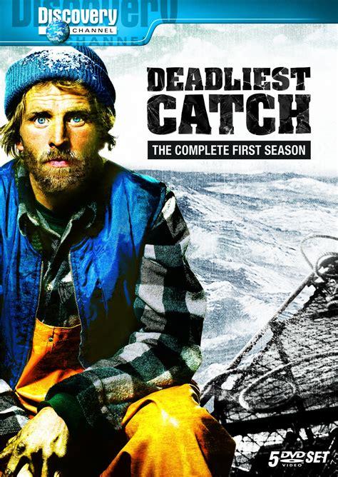 Deadliest Catch DVD Release Date